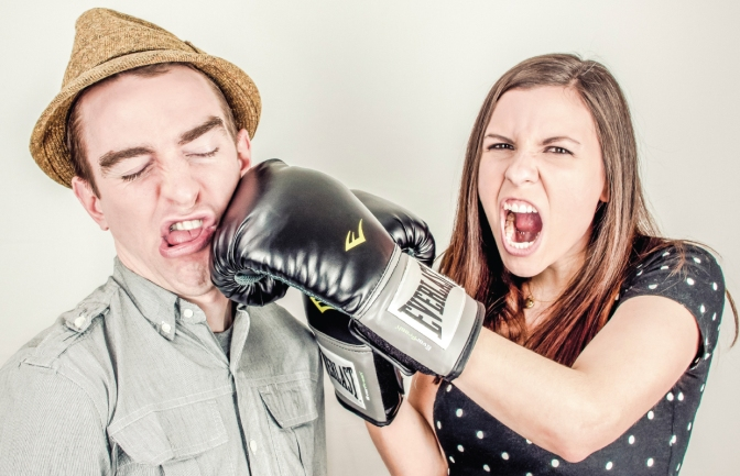 Mobbning är ett missvisande ord.