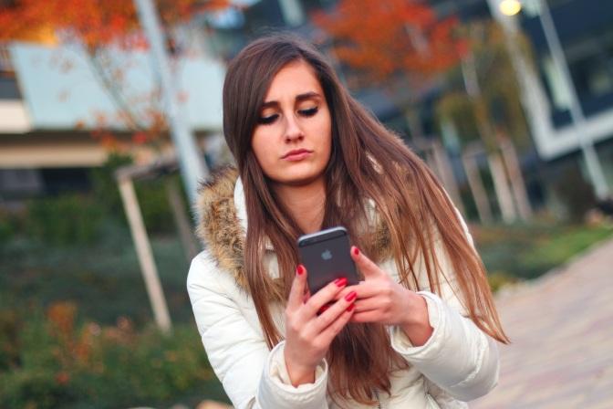 Telefonförbud på rasterna hindrar inte mobbning